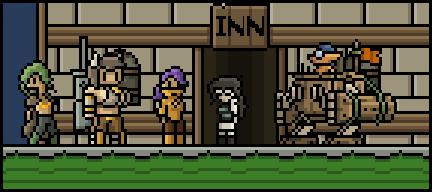Meet up at the inn