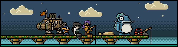 Do some fishing